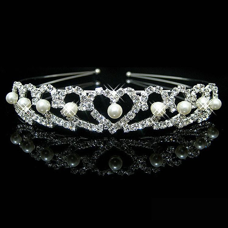 HTB17.eFKXXXXXaDXpXXq6xXFXXXE Romantic Bridal Bridesmaid Prom Crystal Pearl Charm Headband Tiara Crown - 15 Styles