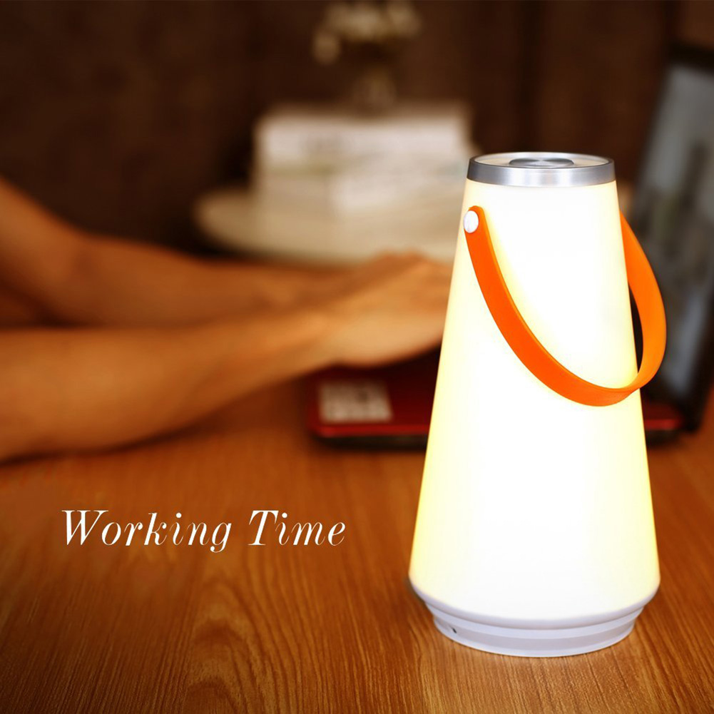 Lighting Lamp: Wireless Portable Lantern Dimmable Night Light