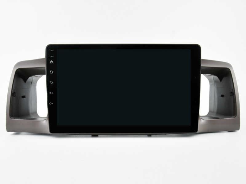 """WITSON 9 """"ekran dotykowy FULL HD z systemem Android 9.0 octa-core samochodowy GPS nawigacja multimedialna dla TOYOTA Corolla 2007 samochód ODTWARZACZ DVD"""