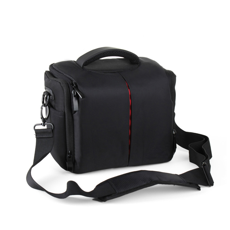 DSLR Camera Bag for <font><b>Canon</b></font> EOS 550D 600D 700D 750D <font><b>60D</b></font> 70D 5D 1100D 1200D 1300D shoulder bag <font><b>cover</b></font> case image