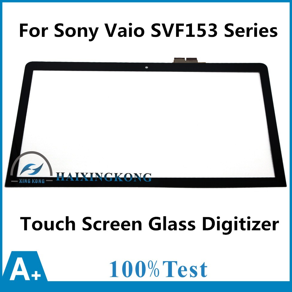 15 6 Touch Screen Panel Digitizer Sensor Glass for Sony Vaio SVF152 SVF153 Series SVF1532DCXP SVF153B1YM