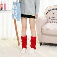 2016 Winter leg warmers Christmas boots thick leg warmers