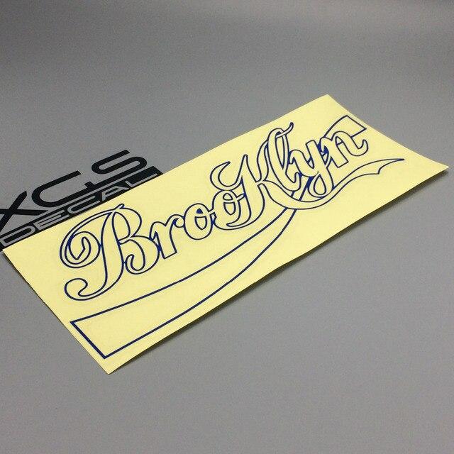 XGS DECAL Car Decals Hellaflush Brooklyn Cm X Cm Vinyl - Vinyl stickers for motorcyclesaliexpresscombuy hellaflush car stickers vinyl waterproof