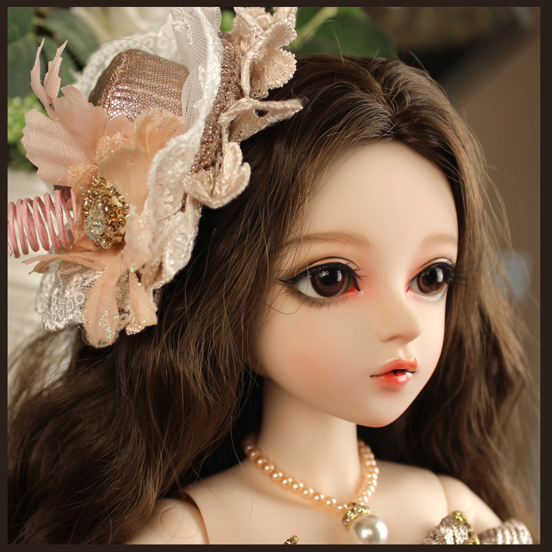 FULL SET Top quality 1/3 bjd girl 60cm pvc doll wig clothes all included night lolita reborn baby doll aiweila best gift kid toy 1 6 scale bjd lovely kid sweet baby cute nana resin figure doll diy model toys not included clothes shoes wig