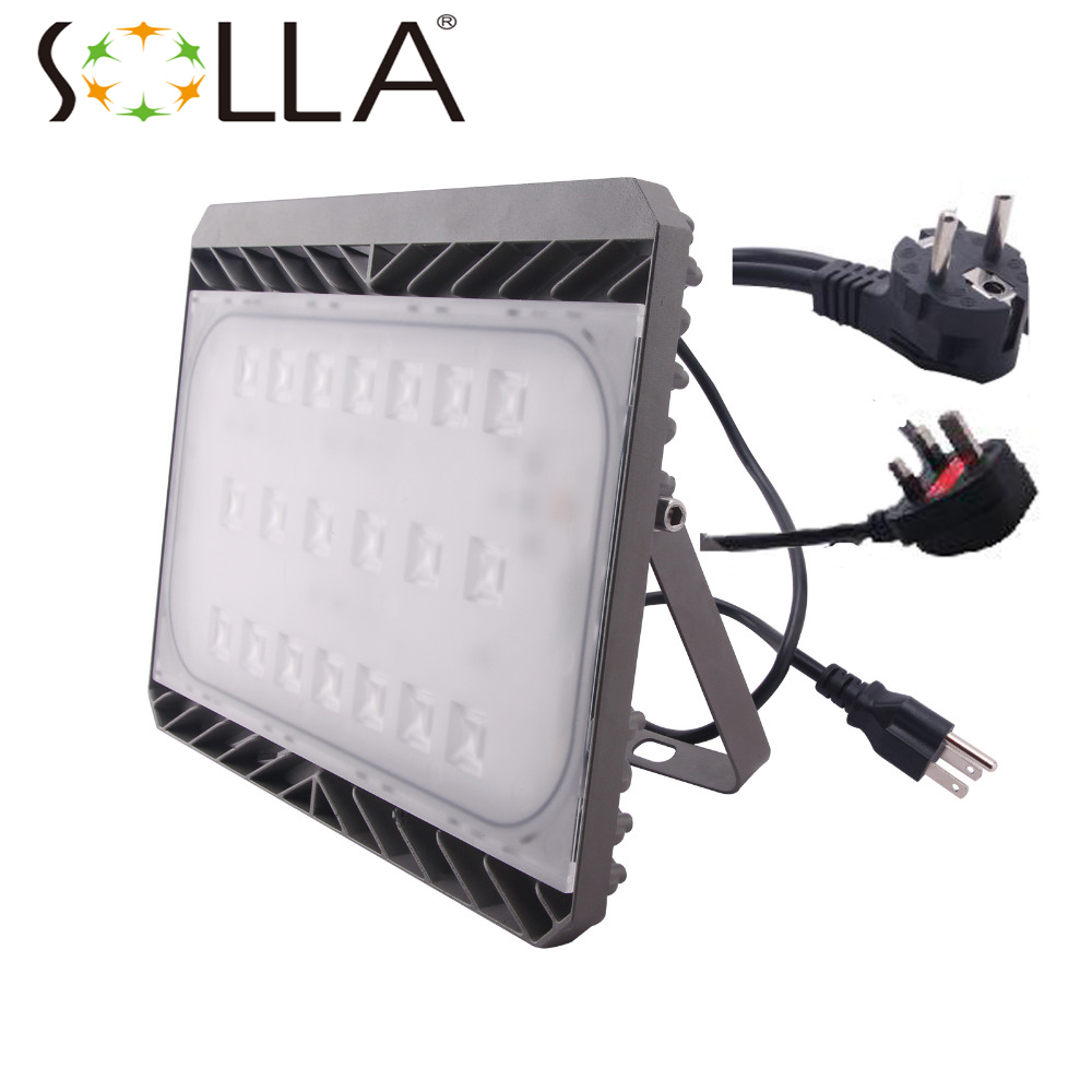LED Flood Light 100W 70W 50W 30W Waterproof IP65 Ultrathin Cree Floodlight Spotlight Outdoor Lighting LED Reflector Garage Lamp ultrathin led flood light 100w 150w 200w black garden spot ac85 265v waterproof ip65 floodlight spotlight outdoor lighting