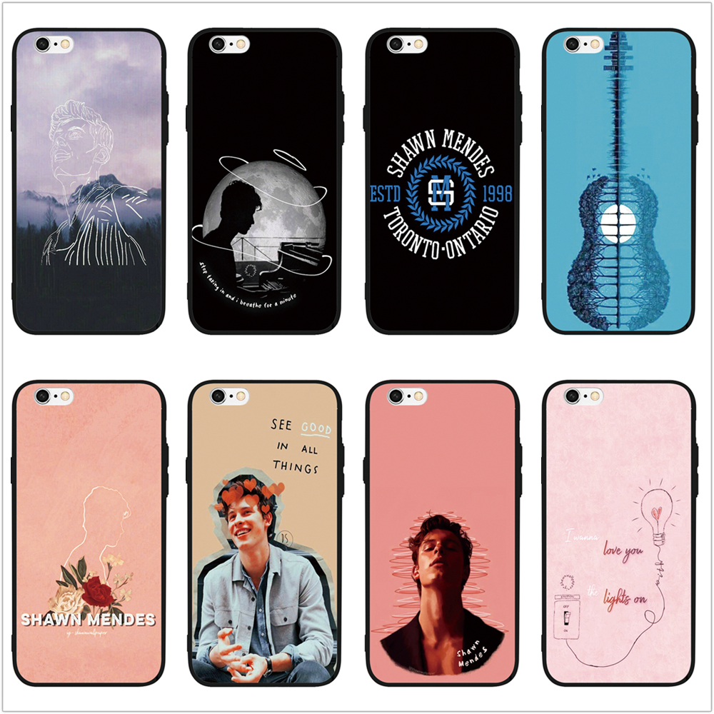 shawn mendes cover iphone