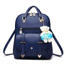 X-Онлайн 042417 новый горячий милая леди путешествия рюкзак детская школа сумка