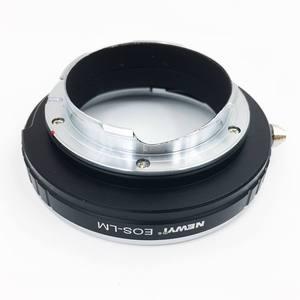 Image 2 - Newyi Sup Lm Adaptateur Pour Canon Eos Ef Lentille Leica M M9 Avec pour Techart Lm Ea7Ii caméra Lentille Convertisseur Adaptateur Bague