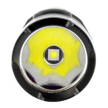 NITECORE P12GT 1000Lumen CREE XP-L HI V3 LED Tactical Flashlight with Rechargeable 18650 Battery 7 Mode Pocket EDC Free Shipping