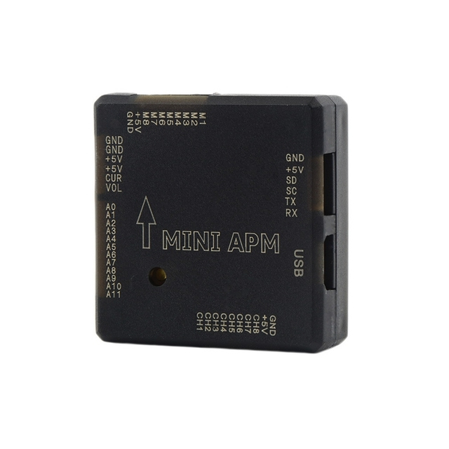 Mini APM V3.1 Flight Controller Board Verbesserte APM 2,6 2,8 für DIY RC Drone 250 Quadcopter Multicopter F17543