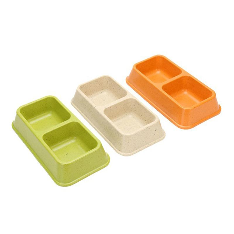 Hot Sale Bamboo fiber bowl Plastic Pet Ds
