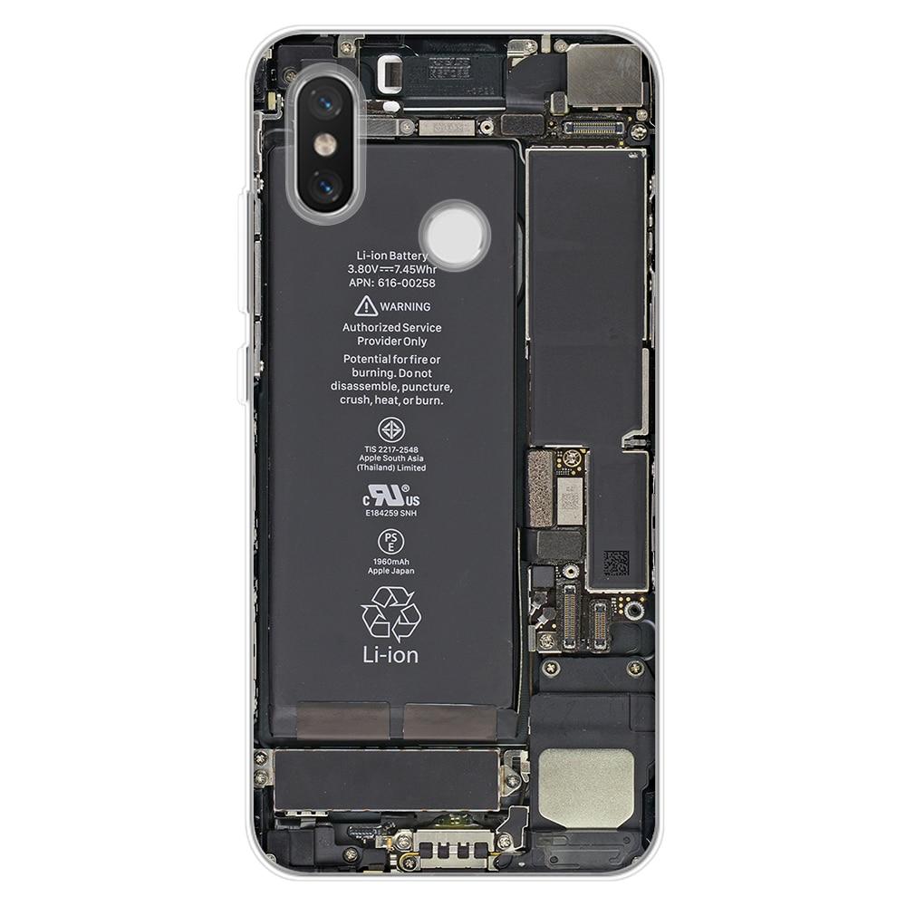pretty nice 846f2 6187d Little Yellow Man Case For Xiaomi Redmi 3 4 4A Mi A1 5X Note 3 4 4X 5A 5  Pro Prime Back Cover For Redmi 5 Plus Phone Shell
