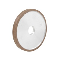 100x20x10x4mm Diamond Grinding Wheels 150 180 240 320 400 600Grit 75 Concertration 100mm Outside Dia Plain