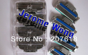 Top Quality M8,T8 razor blade (8 cartridges per pack ) EU/US/Rus version Razors Blades&shaving blade with sealed package