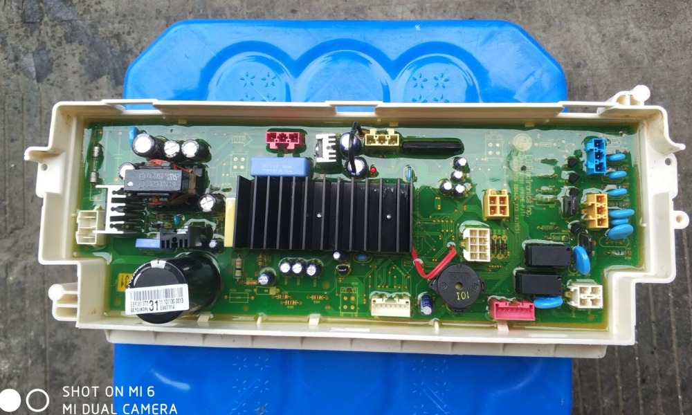 90% new LG washing machine computer board Motherboard EAX42582701 Control board Original authentic90% new LG washing machine computer board Motherboard EAX42582701 Control board Original authentic