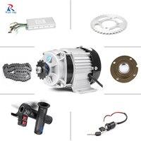 48V 500W Electric Motor For Motorcycle bldc Motor Electric Bike Conversion Kit Brushless Gear Hub Motor bicicleta electria