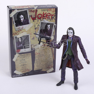 Image 4 - NECA Superman Bruce Wayne Joker PVC Action Figure Toy Model da collezione