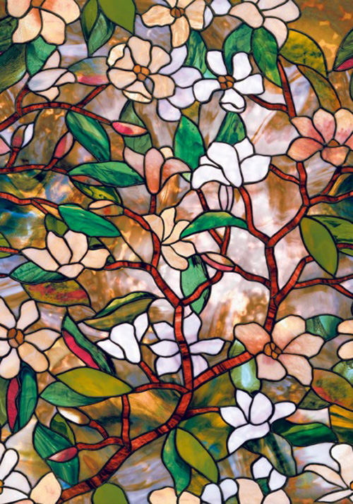 Magnolia Window Film 1