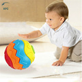 XFC Baby Children Kids Grasping Fitness Ball Toy 3D DIY Puzzle Educational Developmental Toys Colorful Gift