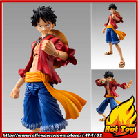 100% Original MegaHouse Variable Action Heroes Action Figure Monkey D. Luffy from ONE PIECE