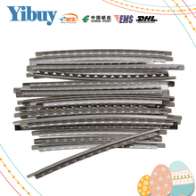 Yibuy Electric Guitar Fret Wire Set /24 Pieces For Starat