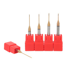 1pcs 2flute HRC60 degree solid carbide end mill long neck milling cutter flat endmill  for CNC deep processing