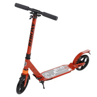 New Ancheer Scooter Sturdy Lightweight Height Adjustable Aluminum Alloy T Style Foldable Design Adults