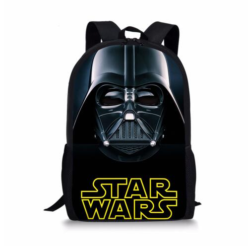 Star Wars Print Kids School Bags 16 Inch Backpack Bolsa Mochila Escolar Infantil Schoolbag For Boys Children Bookbag Computer