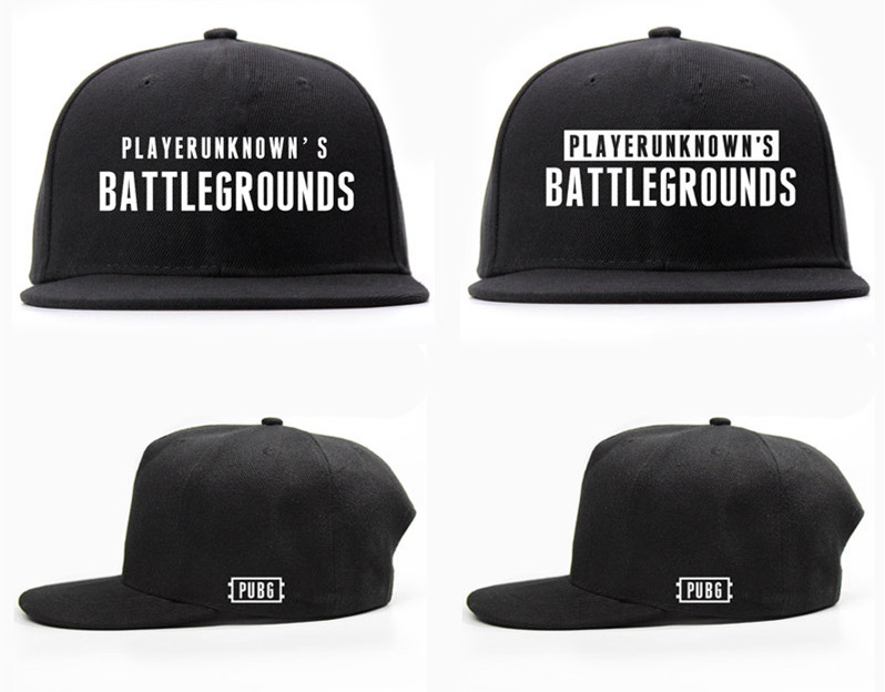 Game PUBG Hat Winner Chicken Dinner Letter Hats Hip-hop Baseball Hat Same paragraph Sweethearts Cap