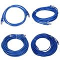 NI5L Nueva 2/3/5/10/20 M UTP Cable de Red Ethernet CAT5 CAT 5 Ronda RJ45 LAN Patch Cable Mejor Precio