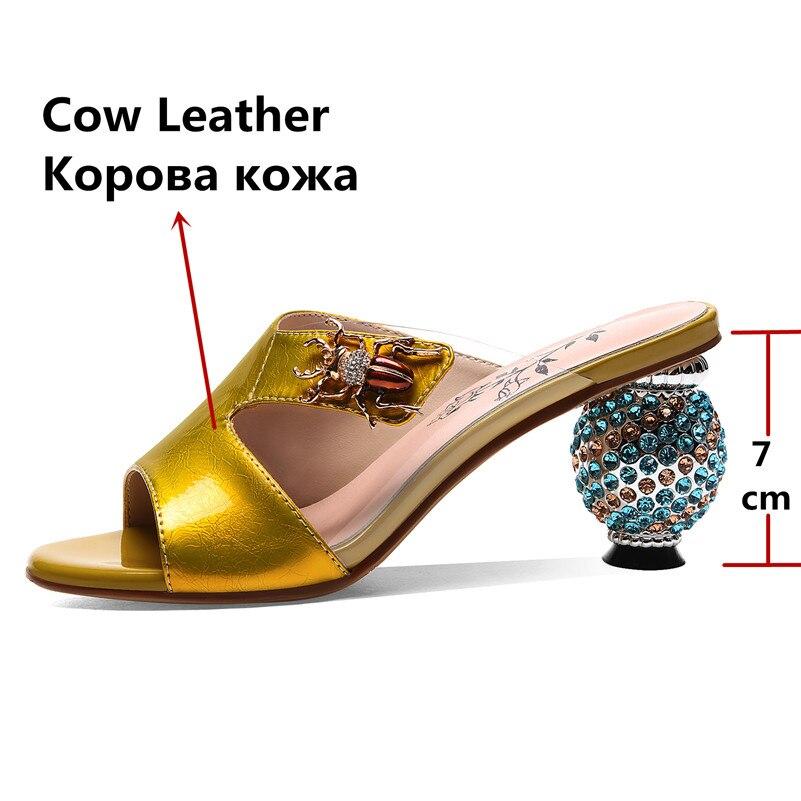 Fedonas 2019 클래식 패션 솔리드 여성 샌들 여름 새로운 정품 가죽 하이힐 캐주얼 로마 신발 여성 파티 댄스 파티 신발-에서하이힐부터 신발 의  그룹 3