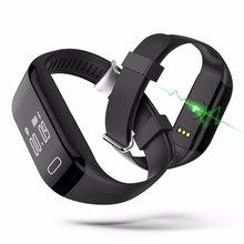 H3 смарт-браслет браслет монитор сердечного ритма bluetooth 4.0 шагомер спорт фитнес-трекер smartband для ios iphone android