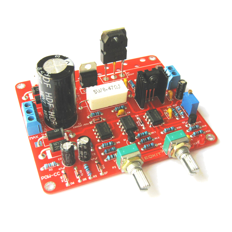 High Quality Constant Current Power Supply Module Kit DIY Regulated DC 0-30V 2mA-3A AdjustableHigh Quality Constant Current Power Supply Module Kit DIY Regulated DC 0-30V 2mA-3A Adjustable