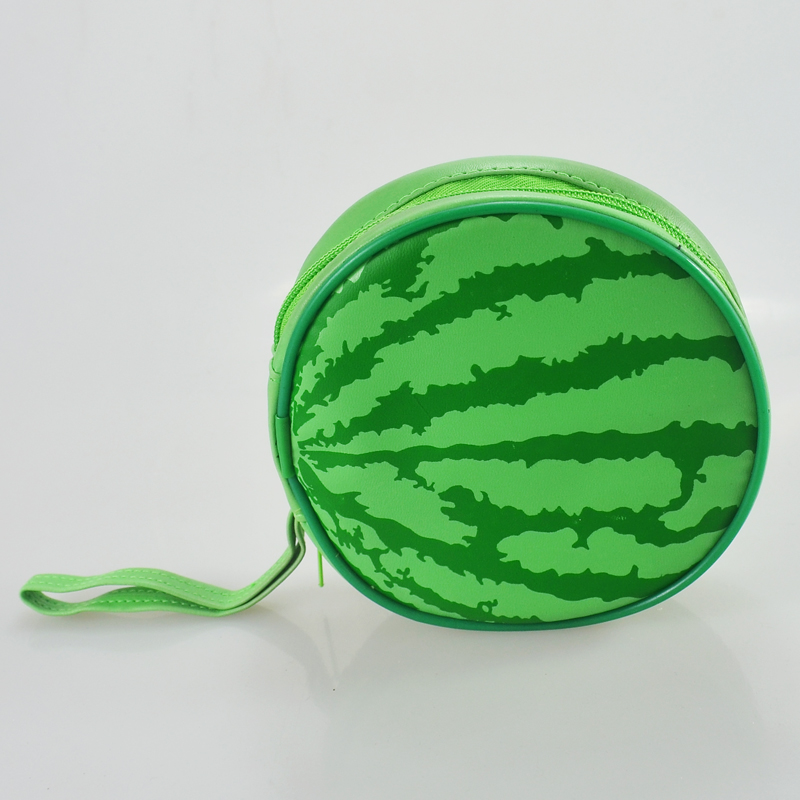 Watermelon Pattern 24 Sleeves CD DVD VCD Bag Discs Slots Organizer Wallet Storage Sheet Case Holder