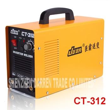 Инверторный Сварочный аппарат, 220 В, IGBT, сварочный аппарат для дуговой сварки, CT-312