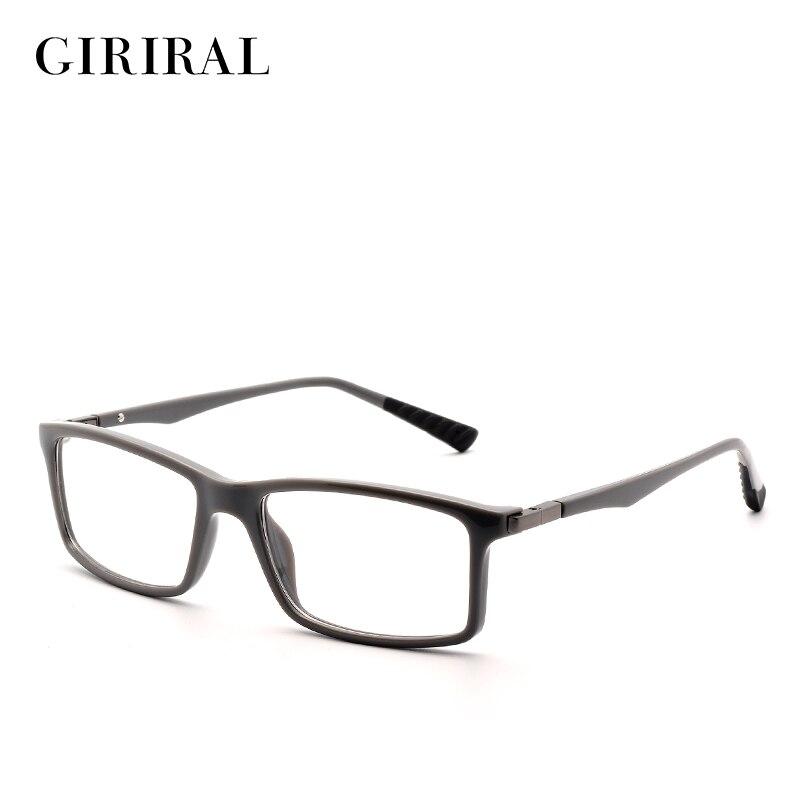 TR90 men Eyeglasses frame retro optical designer myopia brand clear glasses frame #FD1042