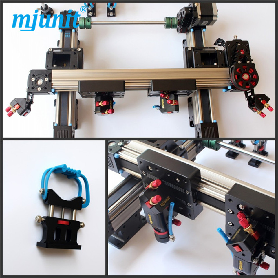 linear guide rail High Precision laser Guide actuator la31 toothed belt driven linear axis with toothed belt drive belt drive linear rail reasonable price guideway 3d printer linear way