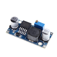 1PCS High Quality 3A Adjustable DC LM2596S-ADJ Input 3.2V-40V Output 1.25V-35V dc-dc Step-down Power Supply Regulator module
