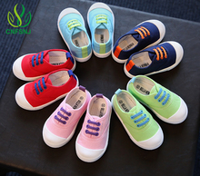Children Shoes Spiderman sneakers 2016 spring kids fashion girls shoes toddler boy canvas shoes Size 21-30 cheap kids trainers