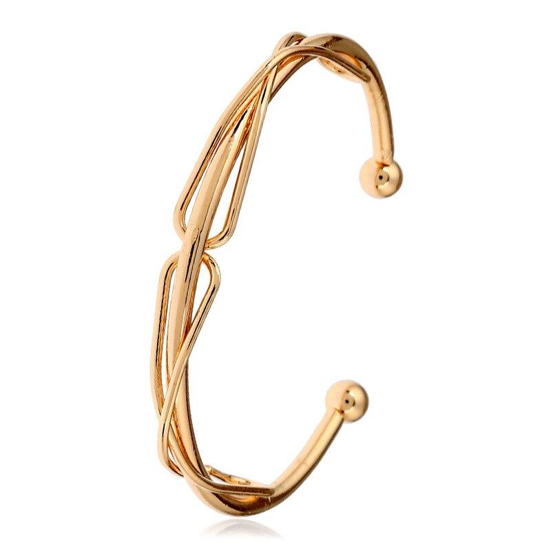 Open Cuff Bracelet Fred Bangles Indian Jewelry Luxury Brand Bracelets & Bangles Carters Love Bracelet Metal Enamel Bangle