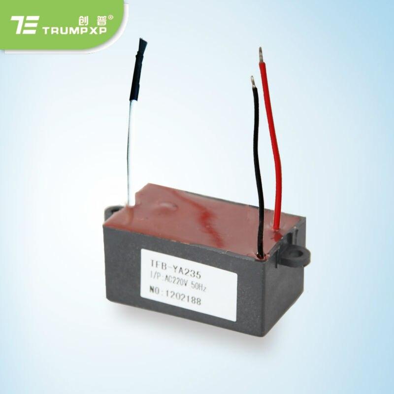 50 шт./лот AC220V генератор анионов ioniser очиститель воздуха холодильник TRUMPXP TFB-Y35