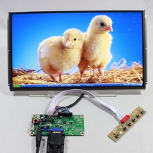 VGA LCD controller board with 13.3inch LP133WD1 SLA1 1600×900 ips lcd