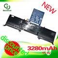 Golooloo 3280 mah batería del ordenador portátil para acer aspire s s3 ultrabook 13.3 ''ap11d3f ap11d4f 3icp5/65/88 3icp5/67/90 kb1097 ms2346