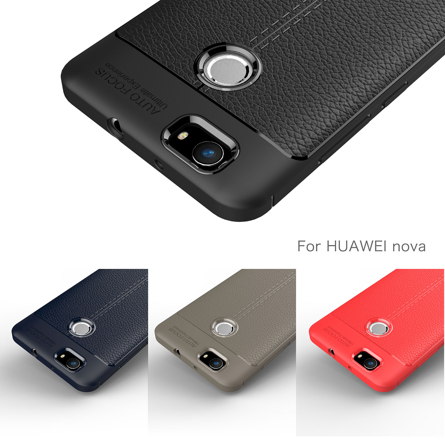 Soft Case for Huawei Nova CAN-L01 CAN-L11 CAN-L12 CAN-L13 Plastic Back