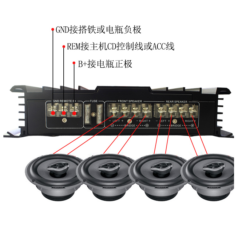 car amplifier class d