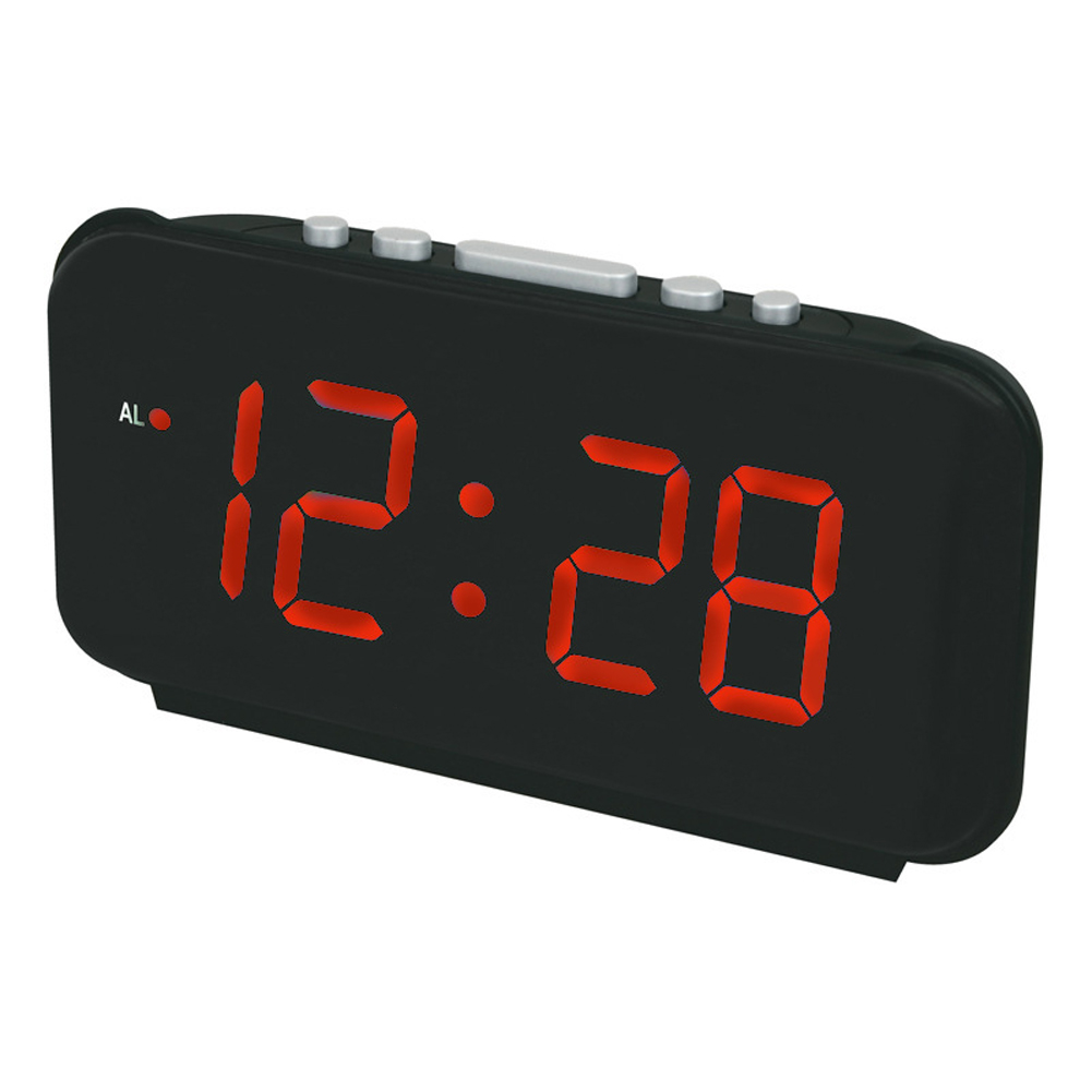 Digital Clock For Sale Electronic Table Digital Alarm Clock With 1 8 Large Led Display Home Decor Clocks Tb Sale In Alarm Clocks From Home Garden On Aliexpress