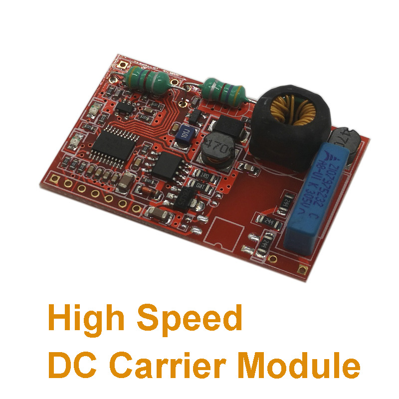 DC 5-20V Power Line Carrier Module Carrier Communication Module High Speed DC Carrier ModuleDC 5-20V Power Line Carrier Module Carrier Communication Module High Speed DC Carrier Module
