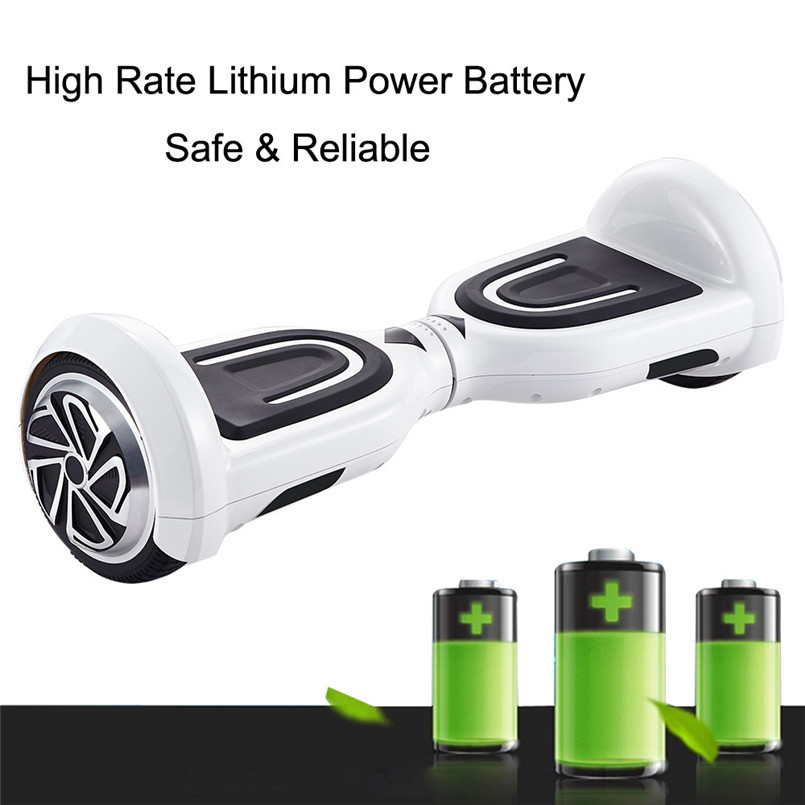 Mini Smart Self Balancing Electric Unicycle Scooter Balance 2 Wheels 6.5inch Tyre size AA