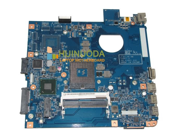 ФОТО MBWVK01003 48.4IQ01.031 Mainboard For Acer aspire 4750 laptop Motherboard hm65 DDR3 Full tested