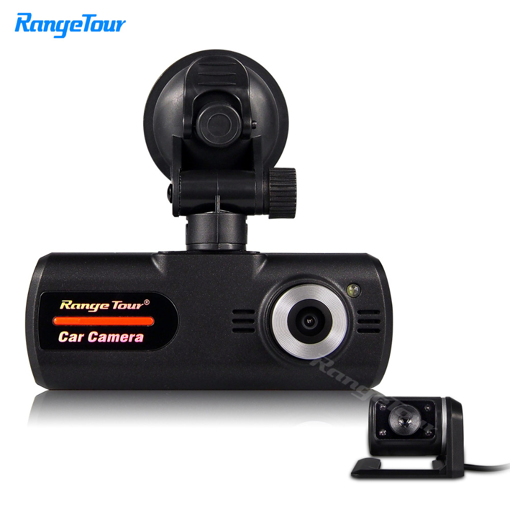 все цены на Range Tour Mini Auto Car DVR Dual lens Dashboard Video Recorder Full HD 1080P Dashcam 2.7